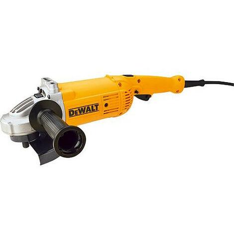 Meuleuse d'angle DeWalt 12V DWE496-QS diam.: 230mm, 2600W