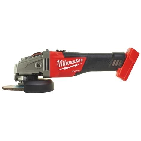 Meuleuse d'angle M18 CAG125X-0X MILWAUKEE - Ø125 MM - en HD-Box - sans batterie ni chargeur - 4933451439
