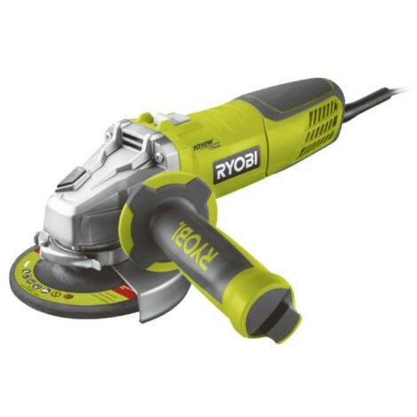 Meuleuse d'angle RYOBI 1010W 125mm - 1 disque diamant RAG1010-125SFD1