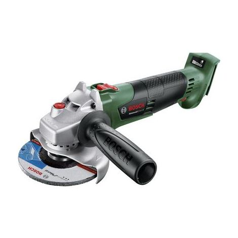 Meuleuse dangle sans fil Bosch Home and Garden Advanced Grin 18 06033D3100 125 mm sans batterie 18 V 1 pc(s)