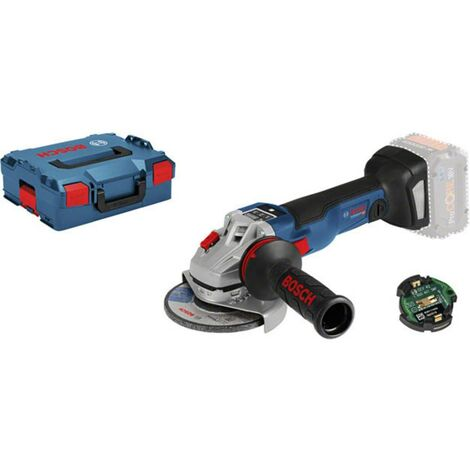 Meuleuse dangle sans fil Bosch Professional 06019G360B 125 mm sans batterie 18 V 1 pc(s)