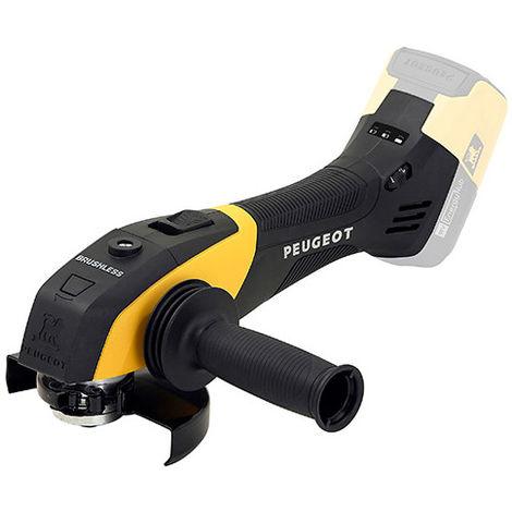 Meuleuse d'angle sans fil D. 125 mm ENERGYGRIND-18VBL - 18 V - Livré sans batterie - -