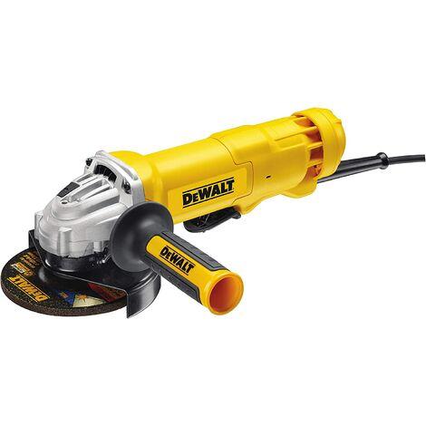 Meuleuse 125 mm 1400 watts Dewalt DWE4233