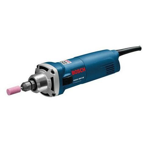 Meuleuse droite BOSCH 650W GGS 28 CE Professional - 0601220100