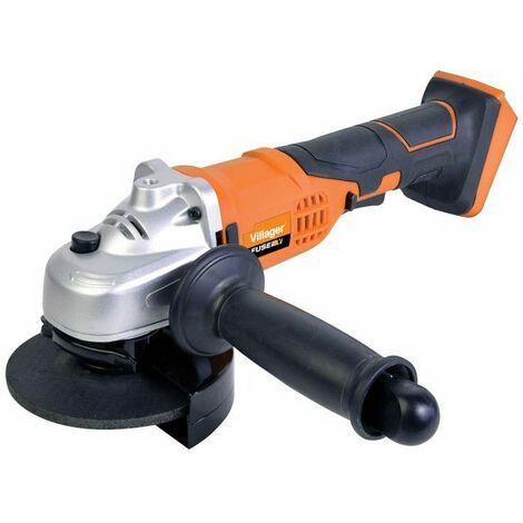 Meuleuse droite sans fil Fuse VLN 4320 sans chargeur ni batterie - Orange