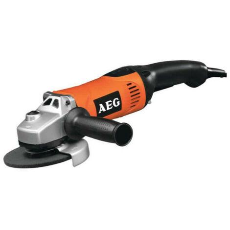 Meuleuse électrique AEG 1500W 125mm WS15-125SXE