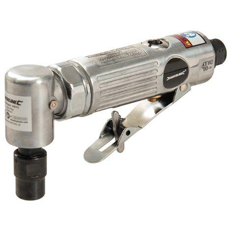 160 mm Meuleuse pneumatique à renvoi d/'angle
