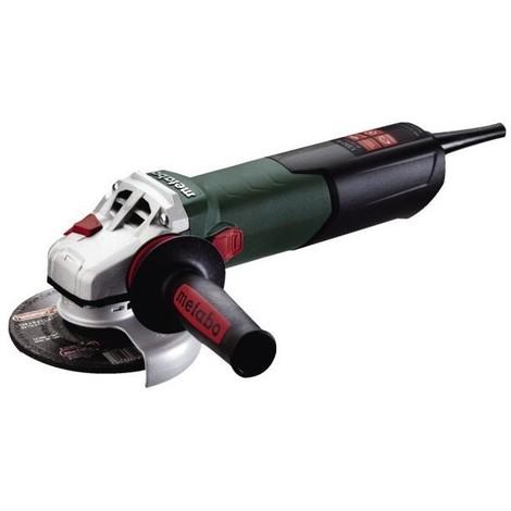 Meuleuse wev 15-125 quick variateur de vitesse en coffret