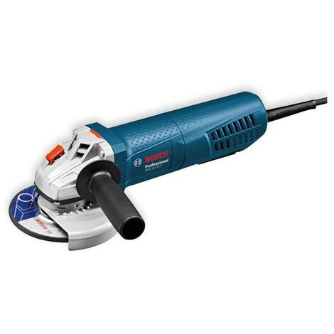 Meuleuses angulaires BOSCH 125 MM 1100W GWS 11-125 P Professional - 060179220A