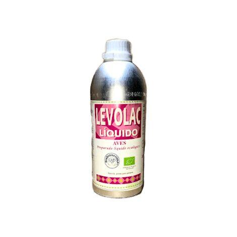 Mezcla de probióticos y prebióticos LEVOLAC LIQUIDO 1 Litro