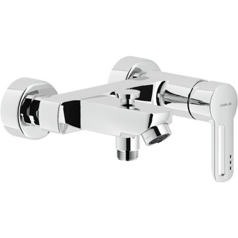 Mezclador de baño externo sin set de ducha Nobili New Road RD00110/1CR | Cromo