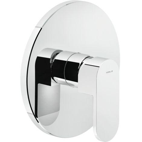 Mezclador de ducha empotrado con 1 salida Nobili Up UP94108