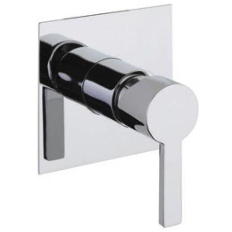 Mezclador de ducha empotrado Fiore Katana 77CR7515 | Cromado