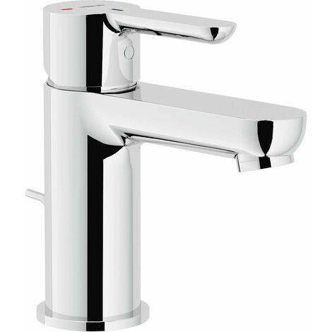 "Mezclador de lavabo con 1 ""1/4 desague Nobili ABC ABE87118/1 | Cromo"