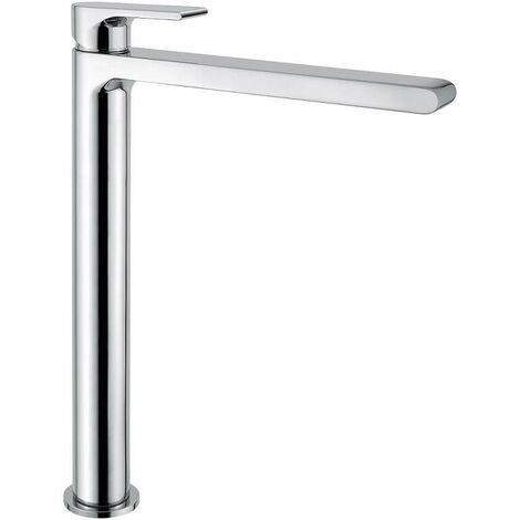 Mezclador de lavabo con caño alto Bugnatese Simple 6697S-6697SC