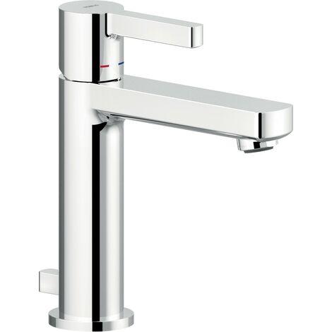 """Mezclador de lavabo con desagüe de 1 """"1/4 Nobili Lira Uno LR116118/1"""