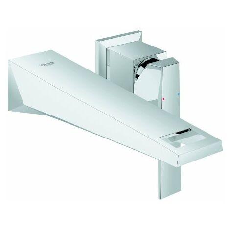 Mezclador de lavabo de pared de 2 agujeros Grohe Allure Brilliant, proyección 210mm - 19783000