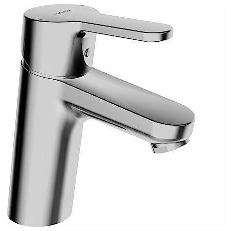Mezclador de lavabo Hansa Hansaprimo XL de un solo orificio, sin proyección de desagüe automático 111 mm - 49372203