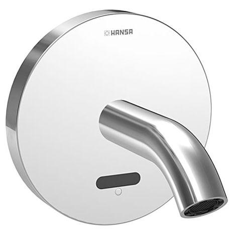 Mezclador de lavabo Hansa Hansapublic E electronic para montaje en pared - 41802100