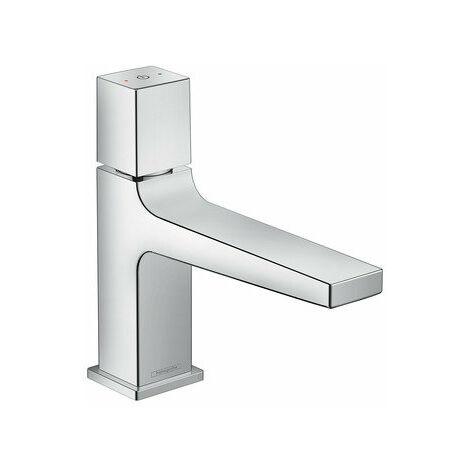 Mezclador de lavabo Hansgrohe Metropol Select 100, desagüe con pulsador, proyección 159mm - 32570000