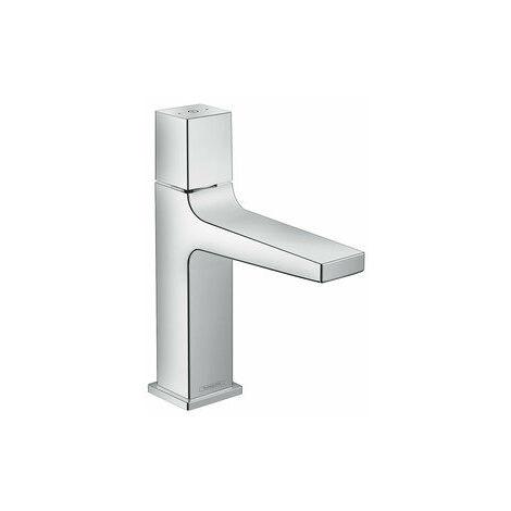 Mezclador de lavabo Hansgrohe Metropol Select 110, desagüe con pulsador, proyección 136mm - 32571000