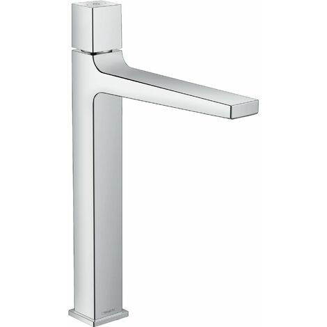 Mezclador de lavabo Hansgrohe Metropol Select 260, desagüe con pulsador, proyección 205mm - 32572000