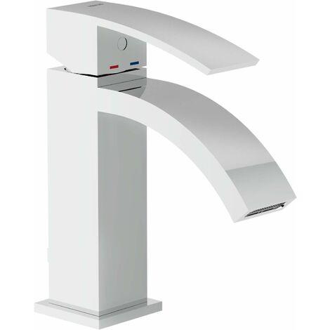 Mezclador de lavabo moderno Nobili Ray RY00118/1CR-RY00118/2CR