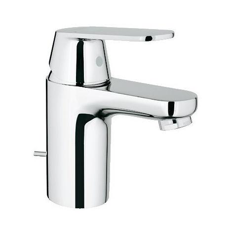 Mezclador de lavabo tamaño S Grohe eurosmart cosmopolitan 32825000 | Cromo
