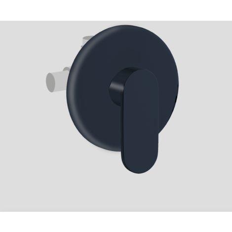 Mezclador empotrable de ducha de una vía Ponsi Versilia BTVERKIN05