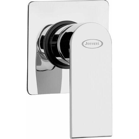 Mezclador empotrado para ducha jacuzzi twilight 0TI00410JA00 | Cromo - 1 SALIDA