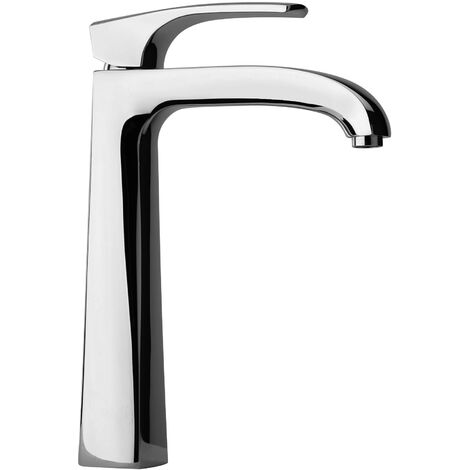 "Mezclador lavabo con desague automatico 1""1/4 simple-rapid Paini LADY 89..211LLLSR"