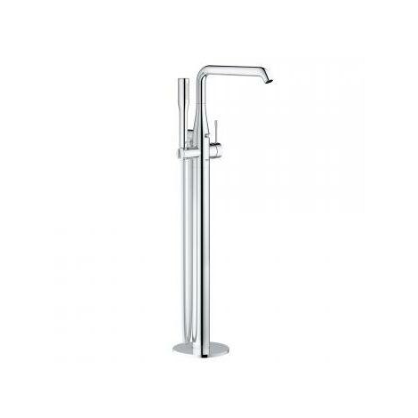 Mezclador monomando de baño Grohe Essence DN 15 para suelo, montaje en suelo, proyección 277mm, color: cromado - 23491001