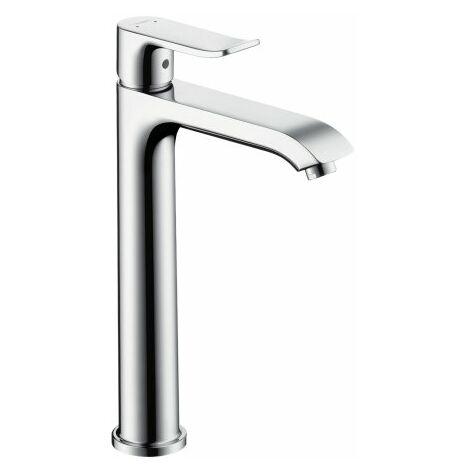 Mezclador monomando Hansgrohe Metris 200 de lavabo sin desagüe automático - 31185000