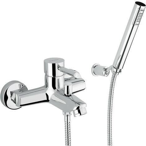 Mezclador para bañera con set de ducha Bugnatese Kobuk 2202