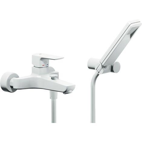 Mezclador para bañera con set de ducha Nobili acquaviva VV103110