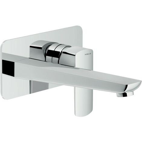 Mezclador para lavabo empotrado de pared Nobili acquaviva VV103198