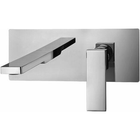 Mezclador para lavabo empotrado de pared Paffoni ELLE-EFFE EL104-EF104