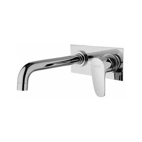 Mezclador para lavabo empotrado Jacuzzi Alba 0LB00497JA03 | Cromo