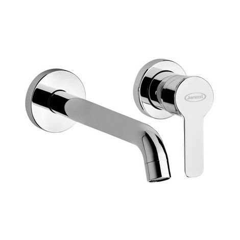 Mezclador para lavabo empotrado Jacuzzi rubinetteria Eolo 0EO00497JA00