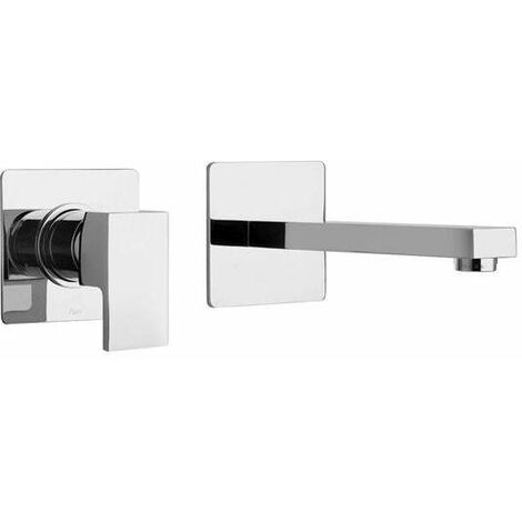 Mezclador para lavabo empotrado Paini Dax 84CR208RQ