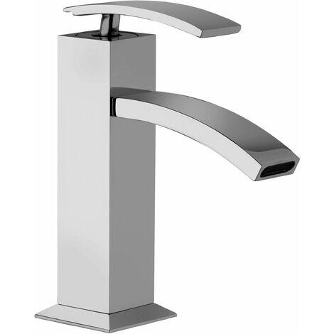 Mezclador para lavabo Jacuzzi rubinetteria Glint 0IQ00088JA00