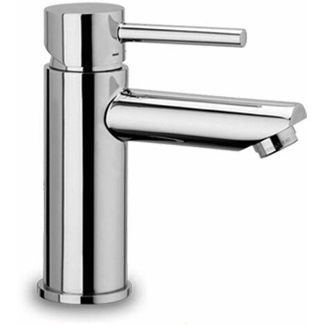 Mezclador para lavabo Paffoni STICK075HCR-EWS | Cromo - Sin Desagüe