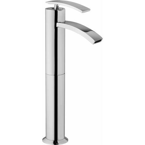 Mezclador para lavabo sobre columna jacuzzi ray 0IO00488JA00