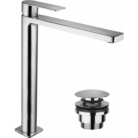 Mezclador para lavabo sobre columna Paffoni Tango TA085