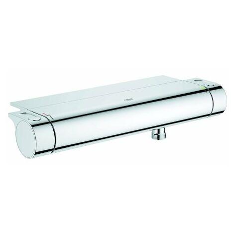 Mezclador termostático de ducha Grohe Grohtherm 2000, plato de ducha EasyReach - 34469001