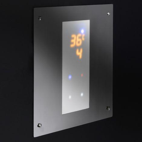 Mezclador termostático electrónico incorporado para la ducha Equa ETAP09