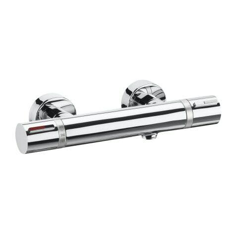 Mezclador termostático exterior para ducha - Serie T-1000 - Roca