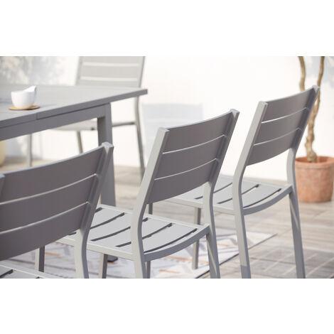 Stunning Table De Jardin Extensible Marron Pictures - House Design ...