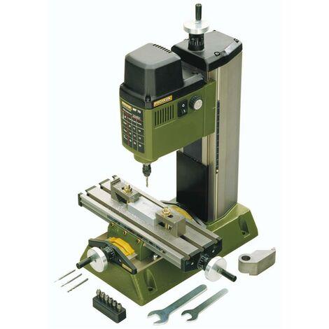 MF 70 - Micro-fraiseuse moteur 24 pôles avec 6 pinces de 1,0 à 3,2 mm Proxxon