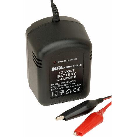 MFA 827 12V Sealed Lead Acid Sla Battery Plug In Charger